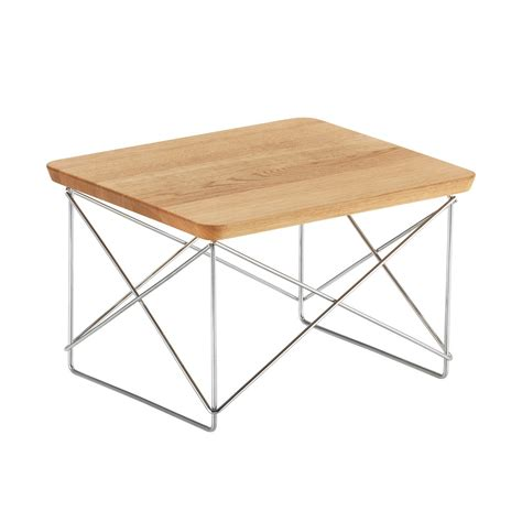 Vitra - Eames Occasional Table LTR Holz | von goodform