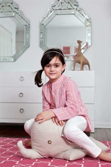 Pink room for Ava designed by Sissy Marley LLC