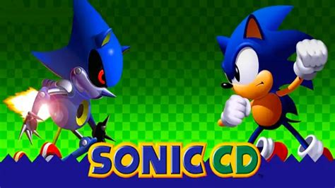 Sonic CD Classic is the latest Sega Forever, out now