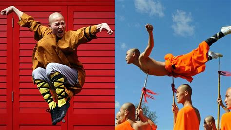 5 Shaolin Monk Trainings That Will Blow Your Mind - YouTube