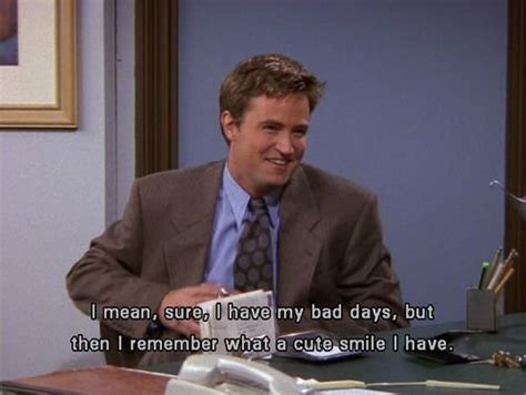 20 Smart One-Liners By Chandler Bing That'll Still Crack