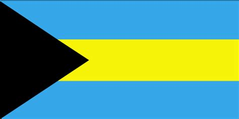 CIA - The World Factbook -- Flag of Bahamas, The