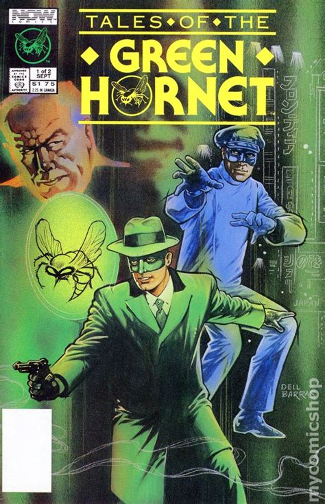 Tales of the Green Hornet (1990 1st Series) comic books