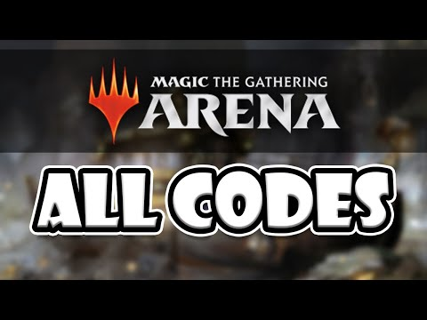 MTG Arena Promo Codes - FREE CARDS [UPDATED 2020]