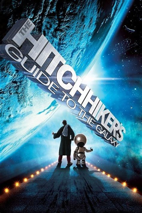 The Hitchhiker's Guide to the Galaxy – Tardy Critic