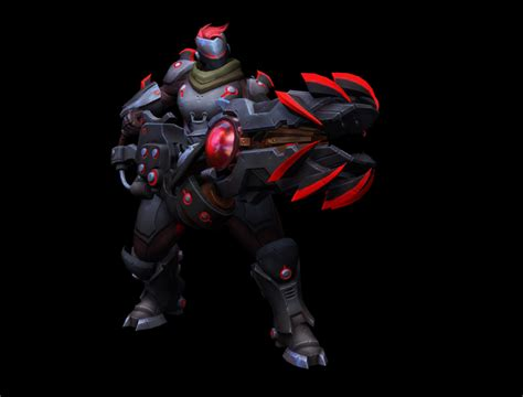 'Overwatch' Skins In 'Heroes Of The Storm': Give Me