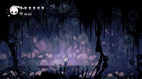 Hollow Knight Ambience - Fog Canyon + Ambience - YouTube