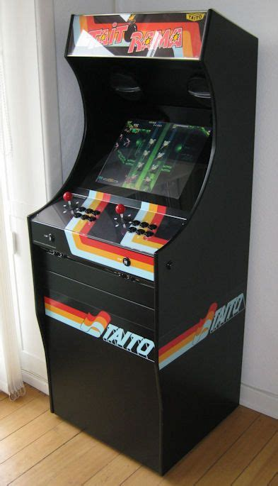 Project MAME - Build your own MAME cabinet - TaitoRama