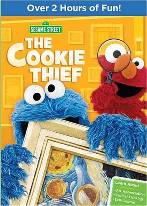 The Cookie Thief (video)   Muppet Wiki   Fandom powered by