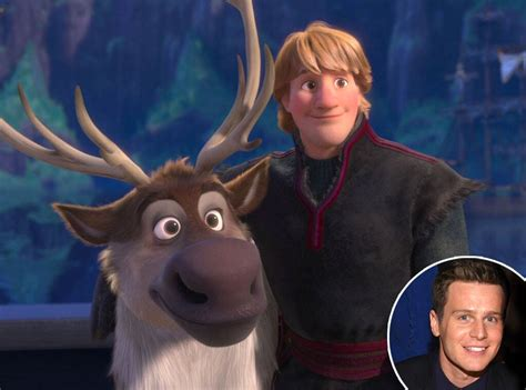 Kristoff, Frozen from The Faces & Facts Behind Disney