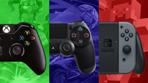 Why PS4, Xbox One, And Switch Cross-Play May Not Happen
