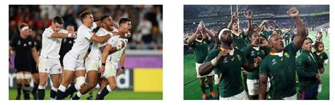 England v South Africa - Rugby World Cup Final - Discover
