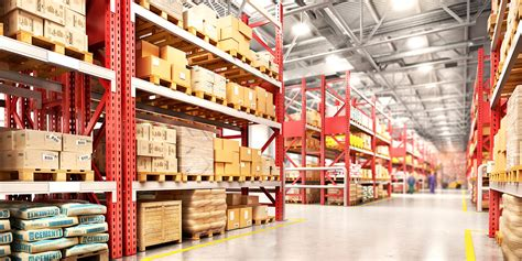 LED Lighting Retrofits for Warehouses and Manufacturing