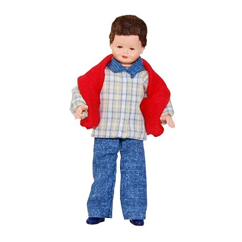 Junge mit rotem Pullover | Roter pullover, Pullover, Jungs