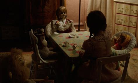 [SXSW] We Saw Some of 'Annabelle 2', Which Focuses on Mood
