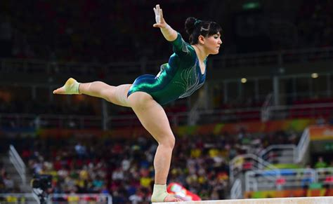 Olympic gymnast faces body-shaming, people label her as