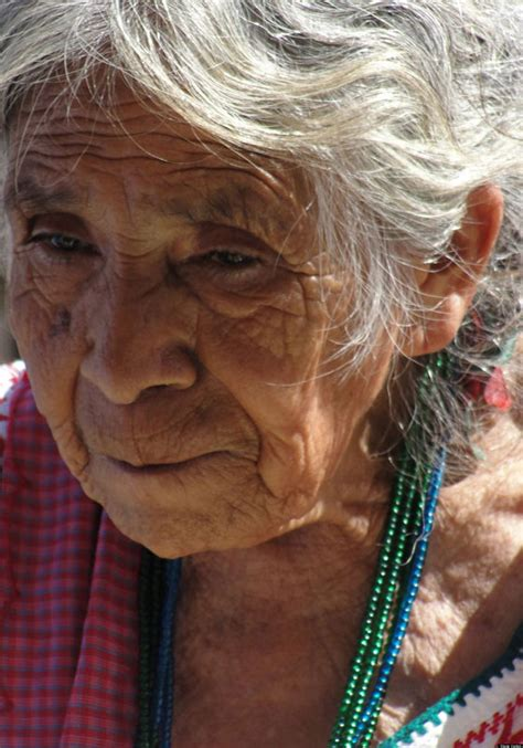 The Faces Of Cuetzalan, Mexico's Older Women Are A