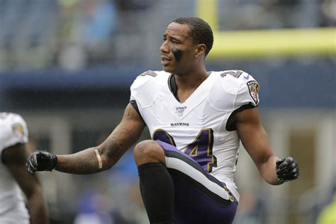 Ravens' Marcus Peters bringing experience, flexibility and