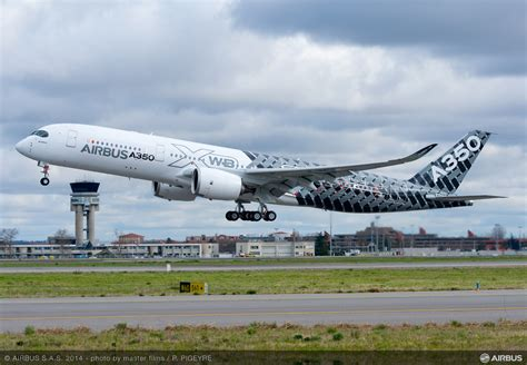 PHOTOS: Two New Airbus Jets Take Off For The First Time