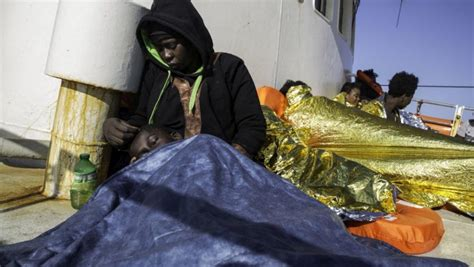 Six people died each day attempting to cross Mediterranean
