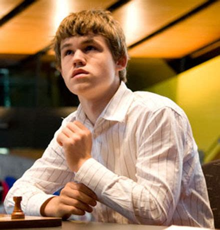 Magnus Carlsen – The Mozart of Chess