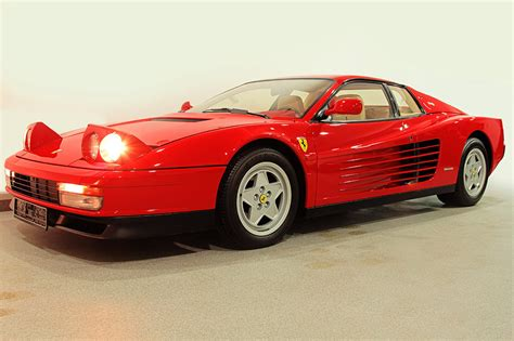 Three Extremely Low Mileage Italian Supercars Auctioned