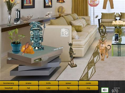 Play Hidden Object Room 4 Free Online Game