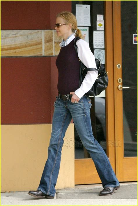 Nicole Kidman Snaps Back at Snappers: Photo 122471