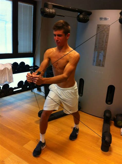The Stars Come Out To Play: Borna Coric - New Shirtless