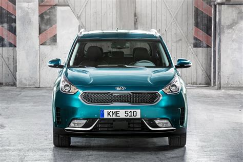 Kia Goes All Green On The Crossover Segment With Niro