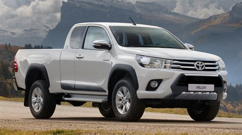 2018 Toyota Hilux Xtra Cab Legende Sport - Wallpapers and