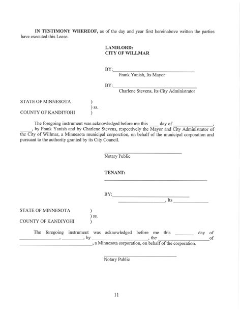 Download Agricultural Land Lease Agreement for Free | Page