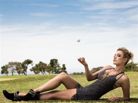 Paige Spiranac - Pacific Magazine September 2015 Cover and