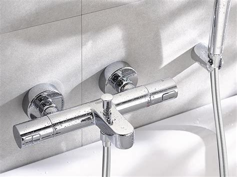 Installation guides - Install a thermostatic bath/shower
