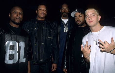 Eminem turned down a joint tour with Snoop Dogg and Dr Dre