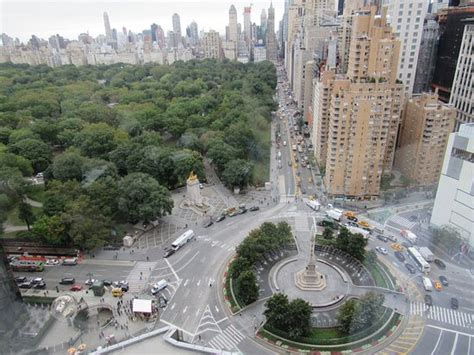 Columbus Circle e Central Park - Picture of The Spa at