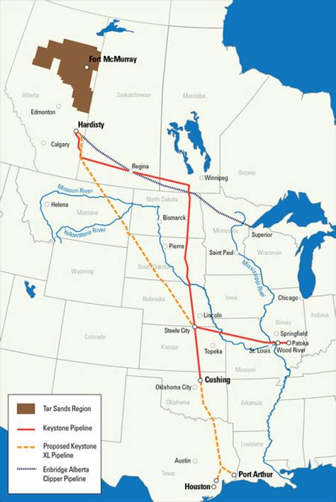 What Is the Keystone Pipeline? | NRDC