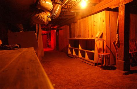 The Haunted History Of The Shanghai Tunnels In Oregon