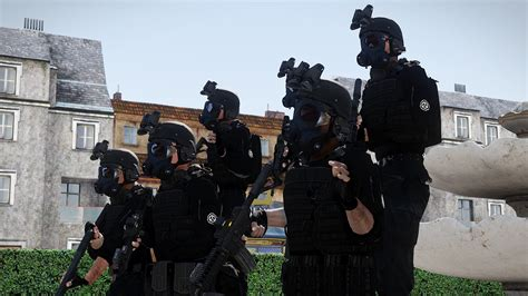 SCP Factions - Mobile Task Force and Chaos Insurgency