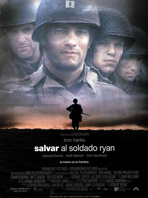 Saving Private Ryan Poster 21   GoldPoster