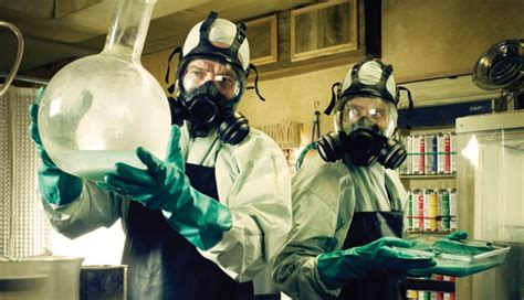 Breaking Bad Style Meth Lab Discovered in Suburban House