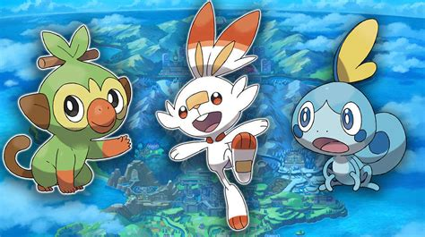 Pokemon Sword and Shield : Here's what we know about so far