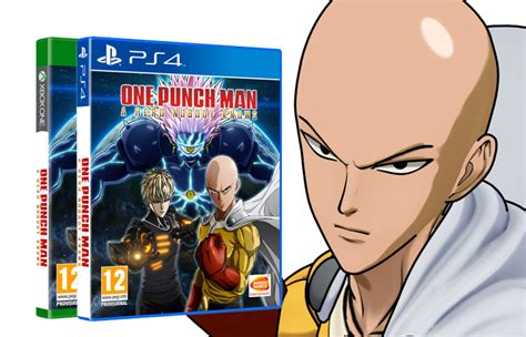 One Punch Man: A Hero Nobody Knows annunciato per PS4